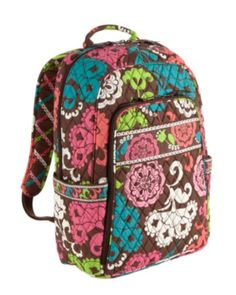 a9068e2a861 23 Best Vera Bradley images   Backpacks, Vera bradley backpack ...
