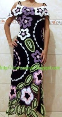 @Kassandra Anderson will you crochet this dress for me?