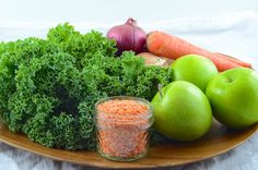 Lots of recipes that are compatible with Standard Process Cleanse  Gentle Whole Food Cleanse (Winter Edition)