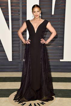 Paula Patton | 2015 Academy Awards After Party Fashion (Oscars)