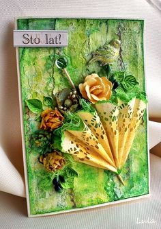 Best 11 Card Reader Ani S: une carte avec un parapluie – SkillOfKing. Fancy Fold Cards, Folded Cards, Paper Cards, Diy Cards, Paper Doily Crafts, Umbrella Cards, Mixed Media Cards, Shabby Chic Cards, Beautiful Handmade Cards