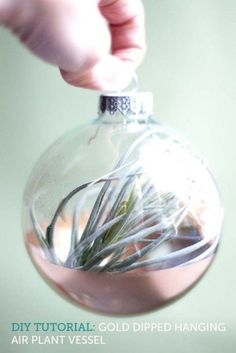 Make Your Holidays: 8 glass ornament projects