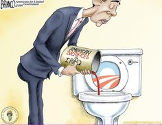 Obama is a stinking piece of shit.. The sooner he is flushed, The sooner the air will begin to clear..! ~doc~