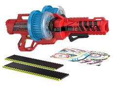 Nerf has been the big name in foam blasting toys, but now there's a new challenger from Mattel, and they mean business. Could the BOOMco brand beat Nerf? Lego Craft, Toy Craft, All Nerf Guns, Pistola Nerf, Modified Nerf Guns, Power Rangers Ninja Steel, Nerf Toys, Spy Gear, Nerf War