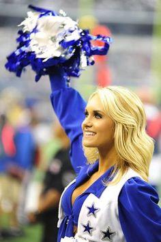 Holly p dallas cowboys cheerleader dating football player
