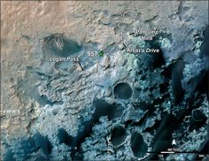 #Reading : NASA's #Mars Curiosity Rover Making Tracks and Observations --->  #tech #explore
