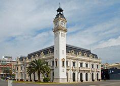 Rehabilitación integral del Edificio del Reloj. Puerto de Valencia