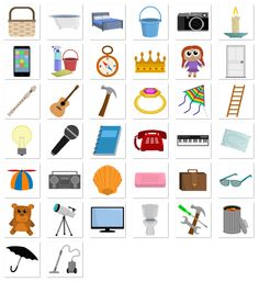 38 cartoon objects - Sold on Etsy Sell On Etsy, Etsy Seller, Objects, Printables, Cartoon, Creative, Books, Fun, Libros