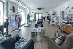 Sociètè Anonyme- TRIBECA factory| Retail Design | Store Interiors | Shop Design | Visual Merchandising | Retail Store Interior Design | #tribecafactory #storeinterior #storedesign #storedisplay