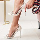 Pantofi Oxford Becca Bleu - la doar 89.00 lei ! Becca, Stiletto Heels, Oxford, Shoes, Fashion, Moda, Zapatos, Shoes Outlet, Fashion Styles