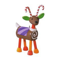 6 Limited-quantity ornaments are planned for Ornament Debut, October 1-2, 2016.  SANTA'S SWEET REINDEER Santa's Sweet Ride 10th Anniversary Special Edition By Tammy Haddix. $15.95 USA QXE3154 Hallmark Gold Crown Exclusive'latest NEWS! - digitalDREAMBOOK.com