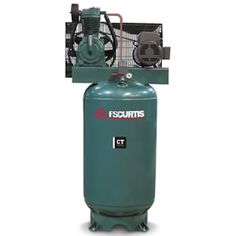 Buy FS-Curtis 07C75V8SX-A2D Direct. Free Shipping. Tax-Free. Check the FS-Curtis (CT7.5) 7.5-HP 80-Gallon Two-Stage Air Compressor (230V 1-Phase) ratings before checking out.  $2,242.00