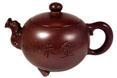 Yixing Teapot Dragon Sutra 11.8oz