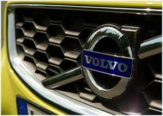 Les emblèmes des voitures Volvo