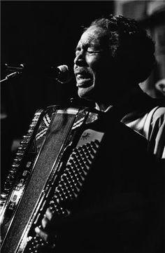 Clifton Chenier 1985 © JOSEPH A. ROSEN