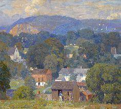 Rare Bellows Tops the Bonhams American Art Auction   Maine Antique ...