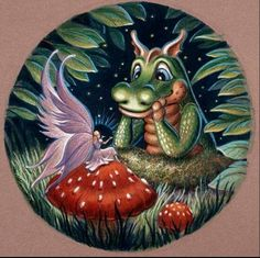Dragon Cat, Tiny Dragon, Cartoon Dragon, Fantasy Creatures, Mythical Creatures, Murals Your Way, Randal, Cute Dragons, Fantasy Dragon