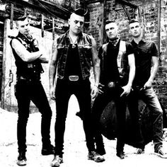 The Brains - Canada's most insanest, undeadest and bestest psychobilly horror-punks Psychobilly Bands, Rockabilly Bands, Rockabilly Fashion, Psychobilly Style, Rockabilly Style, Music Is Life, My Music, Sexy Men, Sexy Guys