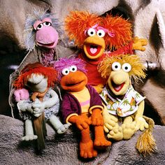 Fraggle Rock...the 80s had the BEST kids shows!
