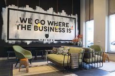 Werkplek huren in het zakendistrict rond Eindhoven Airport? Ontdek het nieuwste 'Tribes' concept!