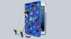 Lego iPad case #want
