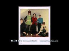 B-52's Communicate - Razormaid remix