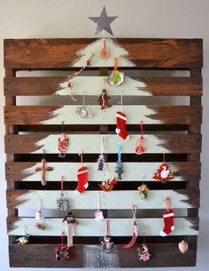 Last Minute Weihnachtsbaum  Christmas tree