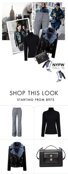 """Street style"" by magdafunk ❤ liked on Polyvore featuring STELLA McCARTNEY, Preen, La Bête, Balenciaga, Just Cavalli, women's clothing, women, female, woman and misses"