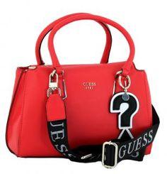 !!!Guess Felix Kurzgrifftasche rot Anhänger Schultergurt Guess Purses, Guess Bags, Fashion, Pencil Skirts, Tumblr Clothes, Guess Handbags, Moda, La Mode, Fasion