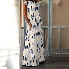 Description Product Name Elegant high-waisted pocket holiday maxi dress SKU Material Polyester Length Long Sleeve Length Sleeveless Collar Round Collar Occasion Daily life & Beach Please Note All dimensions are measured manually with a deviation of 1 to Maternity Dresses Summer, Short Beach Dresses, Summer Dresses, Vacation Dresses, Maternity Clothing, Summer Maxi, Casual Summer, Elegant Party Dresses, Sexy Dresses