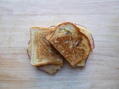 Is there a better combination than toasted bread and melted cheese? We're talking about grilled cheese!
