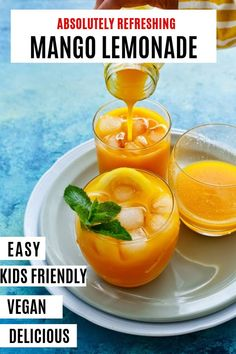 Try this perfect Mango Lemonade for a refreshing drink this Summer ! A must try recipe recommended for all, who love mangoes and a hint of lemon. Lemon Water Benefits, Lemon Health Benefits, Indian Food Recipes, Vegetarian Recipes, Healthy Recipes, Vegetarian Lunch, Yummy Recipes, Best Non Alcoholic Drinks, Boil Lemons