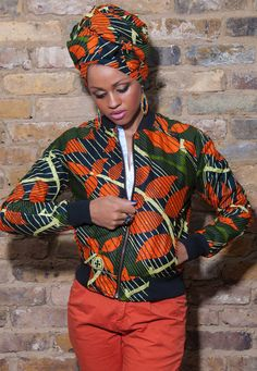 I just love it Pepimenti Jacket - zanjoo African Inspired Fashion, African Dresses For Women, African Print Dresses, African Print Fashion, Africa Fashion, African Attire, African Wear, African Women, African Prints