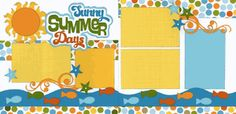 Out on a Limb Scrapbooking has some wonderful scrapbook page kits! Love this one! Only $7.