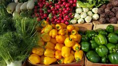 SWFL produce from Shop Local Productions Farmers Markets