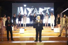 MIXART | MIXTERO - COLLECTION 2013 - Demonstration event