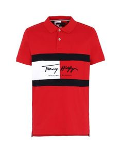 Tommy Hilfiger TJM Essential Logo Polo Hombre