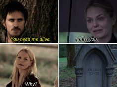 My how their relationship has changed since season 2. I look forward to what season 6 has in store for Killian and Emma.