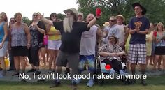 Inocente´s: The Snake Oil Willie Band - I don't look good nake...