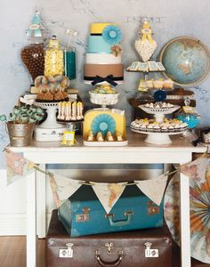 35 Travel Themes for the Best Birthday Parties