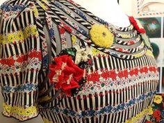 Vintage Dress Bodice