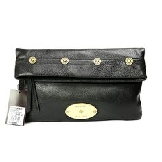 Mulberry Clutch Bag, Leather Clutch Bags, Bag Sale, Mulberry Alexa,  Outlets, Stuff To Buy, Shopping, Black, Purses 1cb1aa87c6