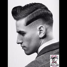 Haircut by paulmacspecial http://ift.tt/1NNvQ8U #menshair #menshairstyles #menshaircuts #hairstylesformen #coolhaircuts #coolhairstyles #haircuts #hairstyles #barbers