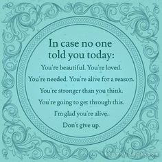 To anyone who needs a little motivation. You matter in this world. You are here for a reason Love yourself and beleive in yourself. Quotes Mind, Quotes Thoughts, Positive Thoughts, Positive Vibes, Positive Quotes, Strong Quotes, Positive Affirmations For Anxiety, Daily Affirmations, Happy Thoughts