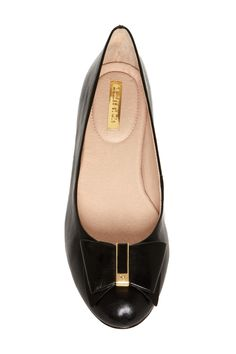 Fable Bow Flat by Louise et Cie on @nordstrom_rack