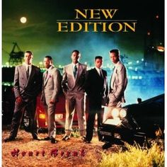 Heart Break - New Edition (1988)   Members: Johnny Gill, Ralph Tresvant,  Michael Bivins, Ricky Bell, Ronnie DeVoe