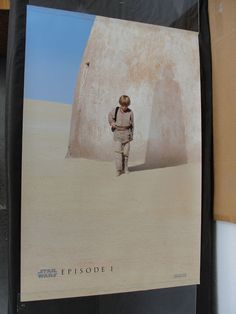 Star Wars Episode I The Phantom Menace Anakin/Vader Movie Poster Version A