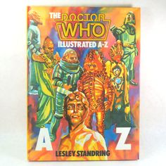 Doctor Who Illustrated A-Z