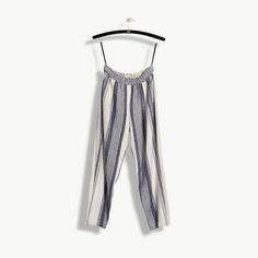 trousers  still life 2016. #forte_forte #ss16 #freespirit #madeinitaly #organic #stripe #cotton #delicate #soft #nature #dream #composition #geometry #trousers by forte_forte