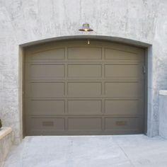 How To Seal Your Garage Door U0026 Build A Wall